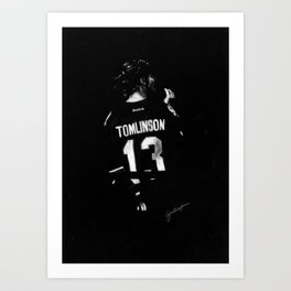 TMH Louis Art Print