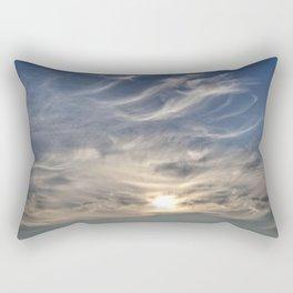 Evening Surprise Rectangular Pillow