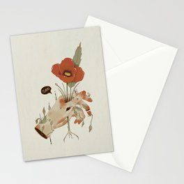 Te amo Stationery Cards
