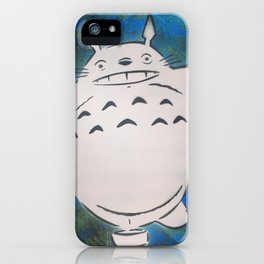 My Neighborly Totoroh iPhone Case