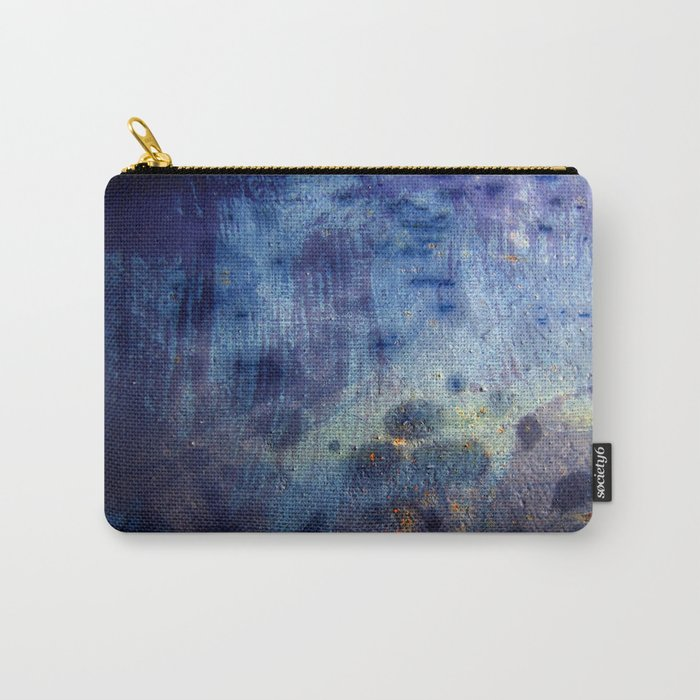 Blurple Carry-All Pouch