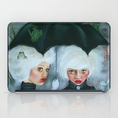 Heavy Enough to Fall iPad Case