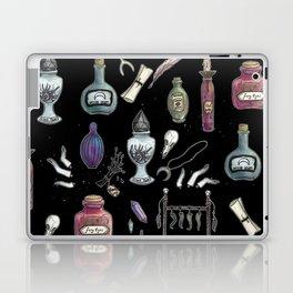 Witches' Stash Laptop & iPad Skin