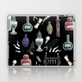 Witches' Stash Laptop & iPad Skin