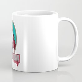 Sylvester the Wannabe Unicorn Coffee Mug