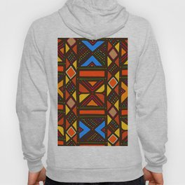 African Style No6, Sahara Desert Hoody
