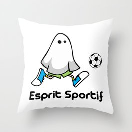 Esprit Sportif Throw Pillow