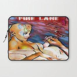 Fire Lane Laptop Sleeve