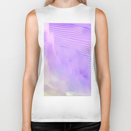The fragrance separate to the flower Biker Tank