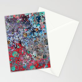 The Colours Of My Mind #digital  Stationery Cards