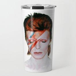 Bowie Tribute Travel Mug