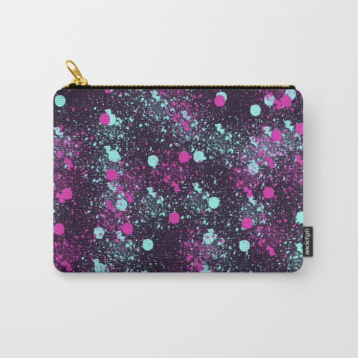 Abstract 28 Carry-All Pouch