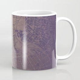 Here & There Coffee Mug