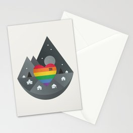 Love & Equality Stationery Cards