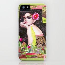 Summer awakening iPhone Case