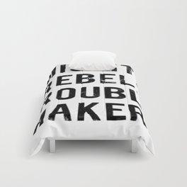 Black Dragon Misfit Design Comforters