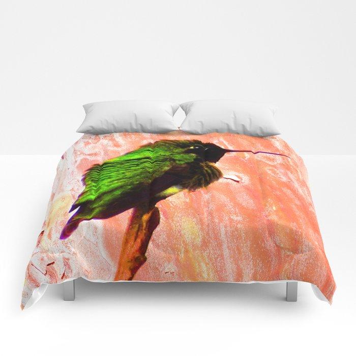 Hummingbird Comforters