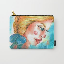 Sun kissed flowers Carry-All Pouch