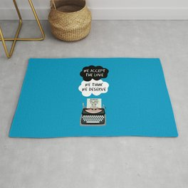 The perks in our stars. Rug