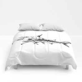 Hammerhead Shark Comforters