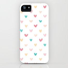 Bundle of love iPhone Case
