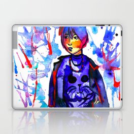 Hong Kong Boy - Bright Vibes Laptop & iPad Skin