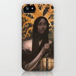 Widow's Tale iPhone Case