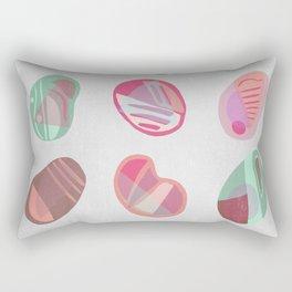 Vintage Pebbles Rectangular Pillow
