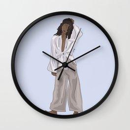 KINSHIP+COTTON Wall Clock