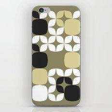 Deco Blocks iPhone & iPod Skin