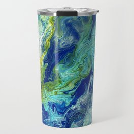 Bubbling Brook Travel Mug
