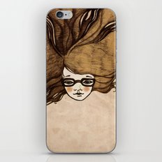 Freckles iPhone & iPod Skin