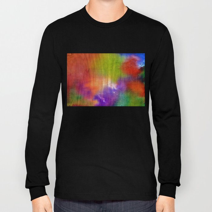 Family in the Garden Long Sleeve T-shirt