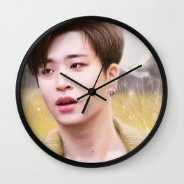 GOT7 Youngjae Wall Clock
