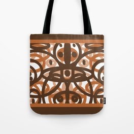 The Spice Must Flow DP170117d Tote Bag