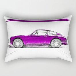 Porsche 911 / III Rectangular Pillow