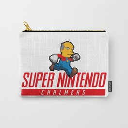 Super Nintendo Chalmers Carry-All Pouch