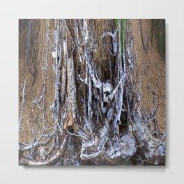 Lurking in the woods..... Metal Print