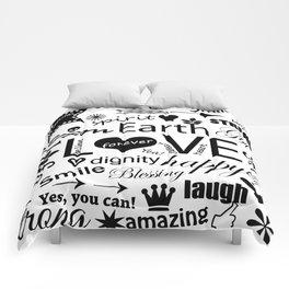 Pattern 04 Comforters