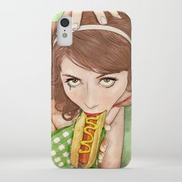 Life's a Picnic, Bring Your Friend iPhone Case
