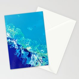 Oceanic Stationery Cards