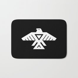 Thunderbird flag - HQ file Inverse Bath Mat