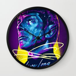 And Prosper Wall Clock