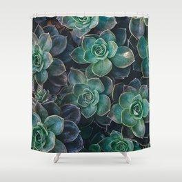 Fat Plants Shower Curtain