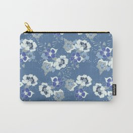romantic floral Carry-All Pouch