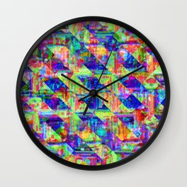 For when the segmentation resounds, abundantly. [extra, 04] Wall Clock
