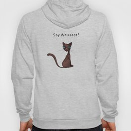 Neurotic Cat Hoody