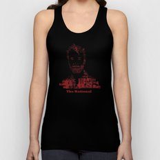 The National Unisex Tank Top