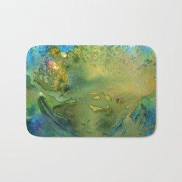 Grün Bath Mat