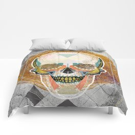 Another Skull Comforters